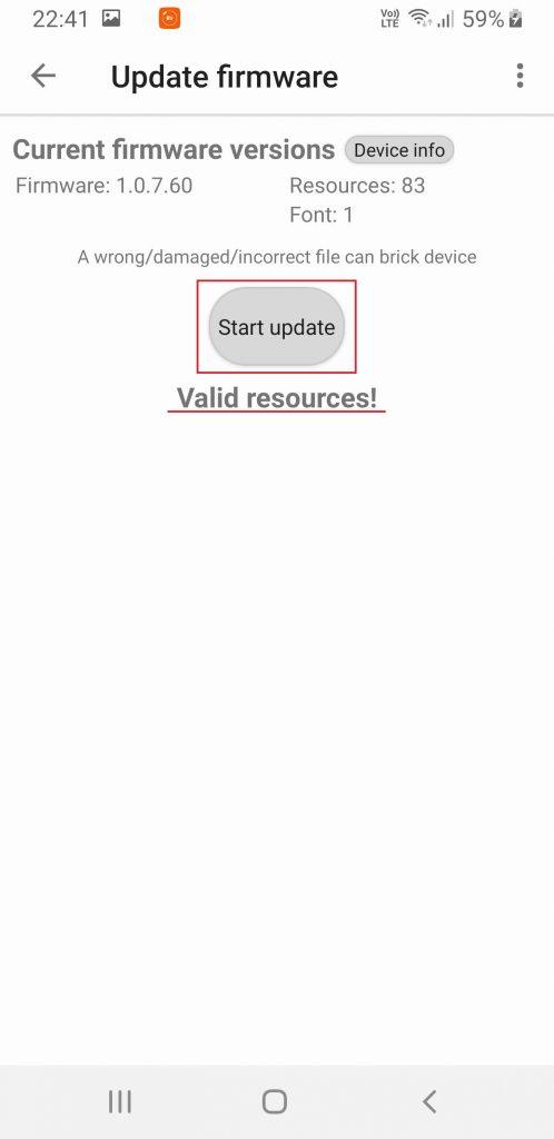 Xiaomi Mi Band 4 lietuvių kalbos nustatymas #9