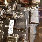 X96H priedėlis procesorius