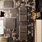 X96H priedėlis RAM čipai