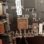 X96H priedėlis wifi čipas